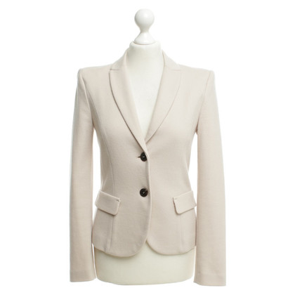 René Lezard Blazer in Light Pink