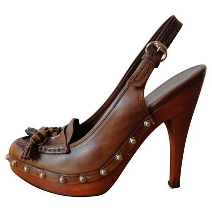 Gucci Sandali in legno