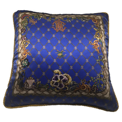 Roberto Cavalli Pillows made of silk