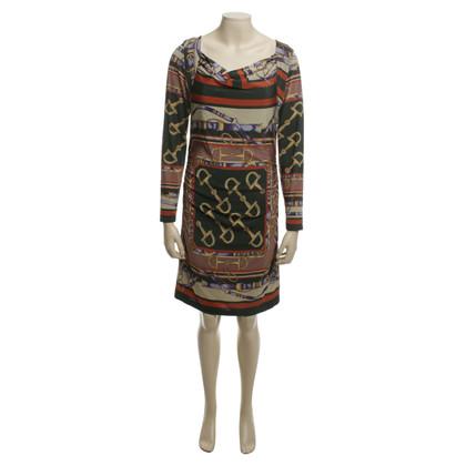 Andere merken Ana Alcazar - jurk met patroon