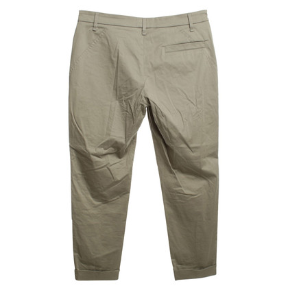 Gunex Chino broek in kaki