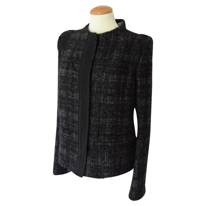 Prada Tweed Blazer Jacket