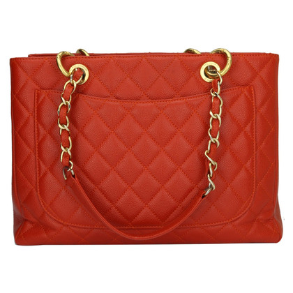 """Chanel """"Grand Shopping Tote"""""""