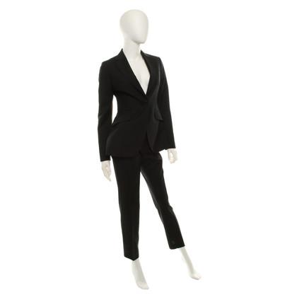 Tagliatore Suit in Black