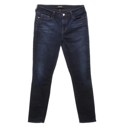 J Brand Jeans en bleu foncé