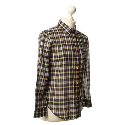Isabel Marant Etoile Shirt met Plaid