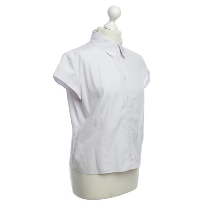 Strenesse Short sleeve blouse in Lilac