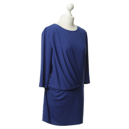 Iro Kleid in Ultramarinblau