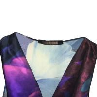 Roberto Cavalli mouwloze blouse