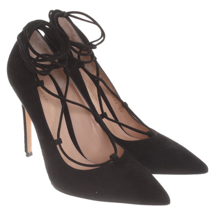 Gianvito Rossi Pump with lacing