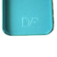 Diane von Furstenberg Telefono Caso in verde