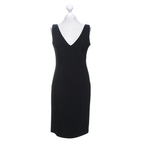 Valentino Kleid in Schwarz Schwarz