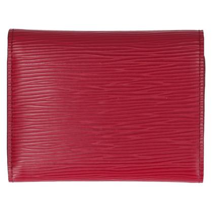 """Louis Vuitton """"Victorine Wallet Epi Leather"""""""