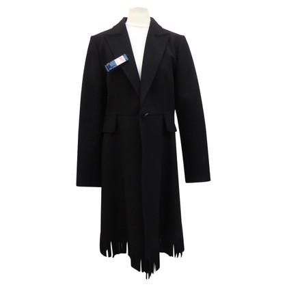 Alaïa cashmere coat