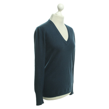 Malo Sweater in Petrol