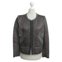 Isabel Marant Jacket with zigzag pattern