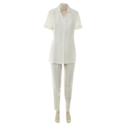 Burberry Pants suit in white