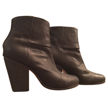 Rag & Bone Ankle boots black leather