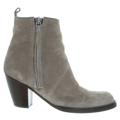 Acne Cowboy ankle boots