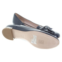 Miu Miu Ballerinas made of patent leather