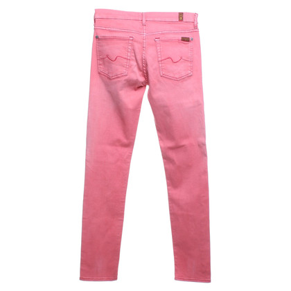 7 For All Mankind Jeans in Rosa