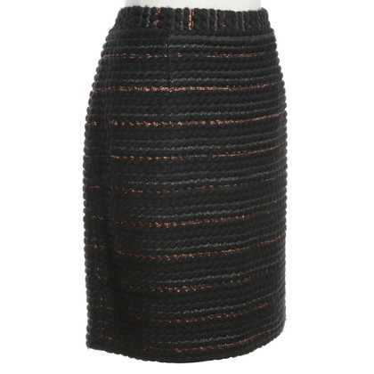 C'est tout skirt with pattern