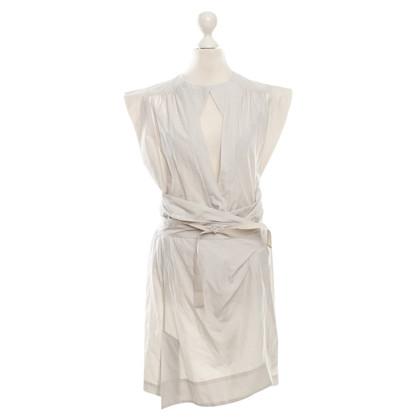 Isabel Marant Wrap dress in beige
