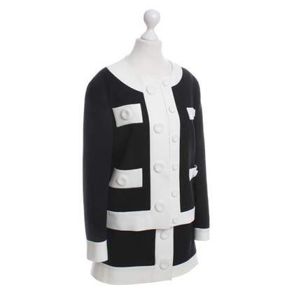 Moschino Costume in black and white