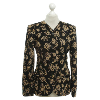 Armani Blazer with a floral pattern