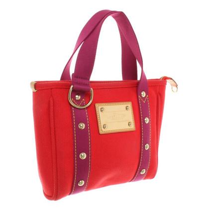 Louis Vuitton Small canvas handbag