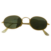 Ray Ban Sunglasses in gold
