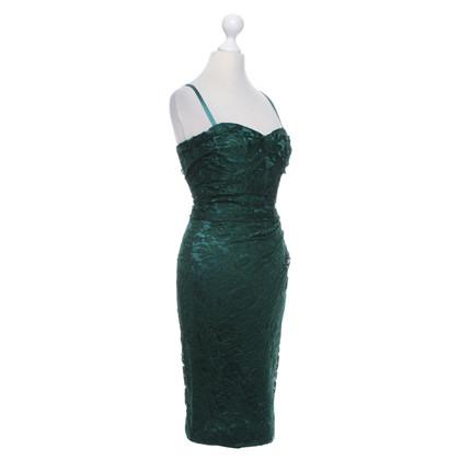 Dolce & Gabbana Top dress in fir green