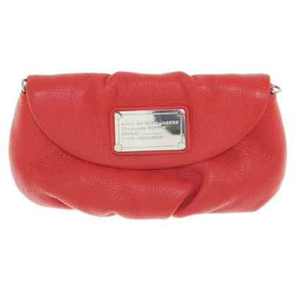 Marc Jacobs clutch in red