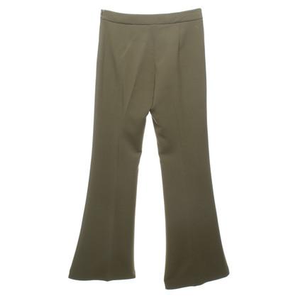 Max Mara Pantaloni a Olive