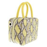 Andere merken Michino - handtas van slangenleer