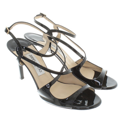 Jimmy Choo Sandalen Patent Leather