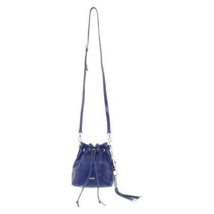 Laurèl Beuteltasche in blauw