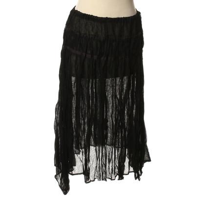 Issey Miyake skirt in black