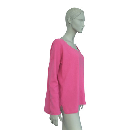 ROSA VON SCHMAUS Maglione di cashmere in rosa