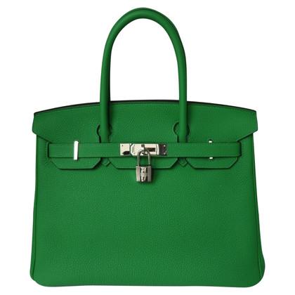 "Hermès ""Birkin Bag 30 Togo leather"""