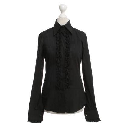 Dolce & Gabbana blouse zwart