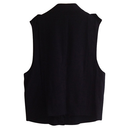 Lala Berlin Vest in black