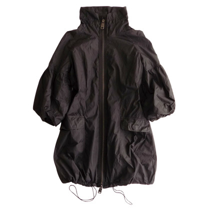 Burberry Impermeabile leggero in nero