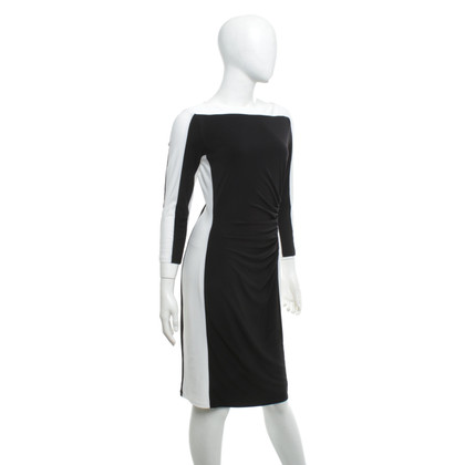 Ralph Lauren Dress in black and white