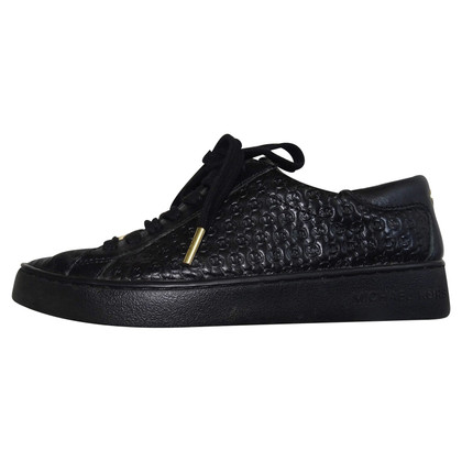 Michael Kors Leder-Sneakers