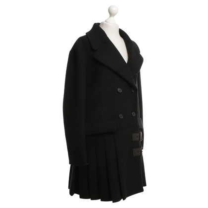 Miu Miu Coat in black
