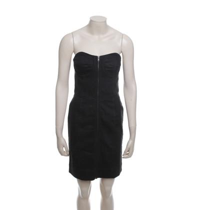 DKNY Jean dress in black