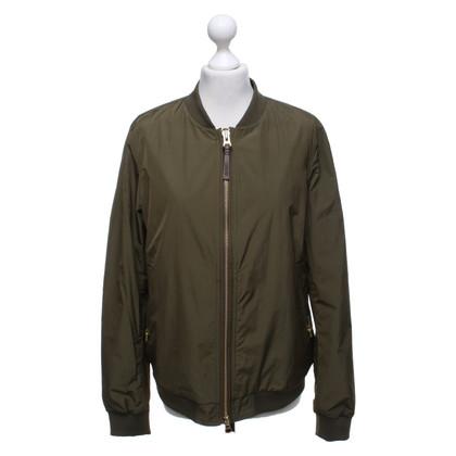 Woolrich Bomber jacket in khaki
