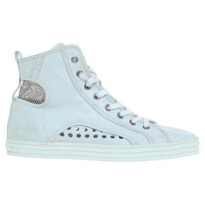 Hogan Sneakers in crema