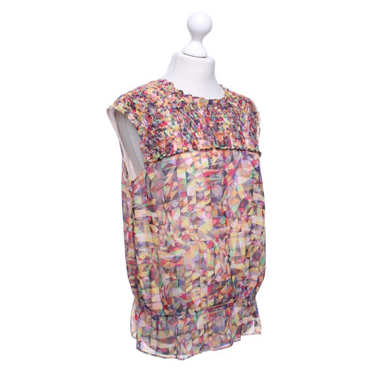 Ted Baker Blouse multicolore